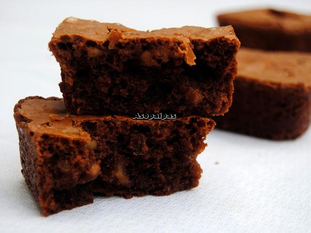 Brownies de Chocolate de Katharine Hepburn´s