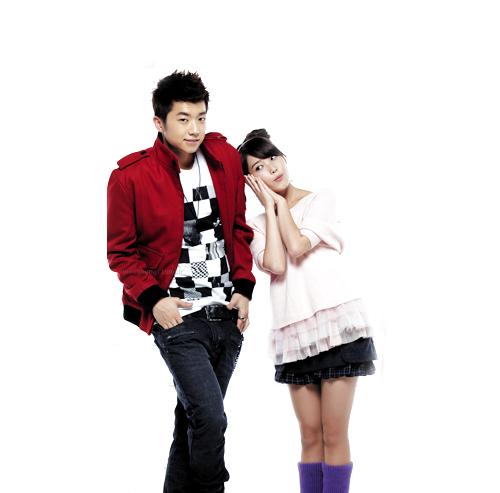 2pm  gt  gt  gt  gt  Dream High CoupleIu And Wooyoung 2012