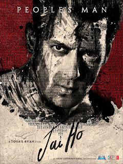 Salman Khan's Jai Ho Movie First Look Poster