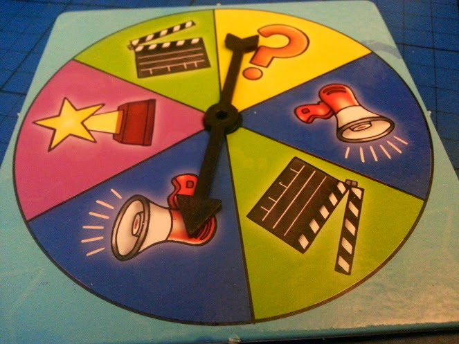 Can You Guess? game from Orchard Toys review age 4+ spinner