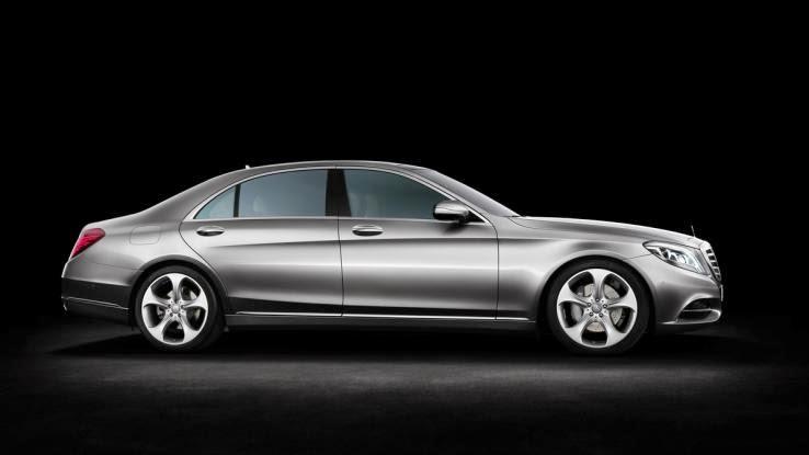 2014 Mercedes-Benz S550 4Matic Sedan review notes