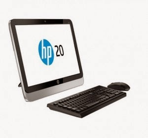 Buy HP 20- 2311ix All-in-One at Rs.36990 : Buy To Earn