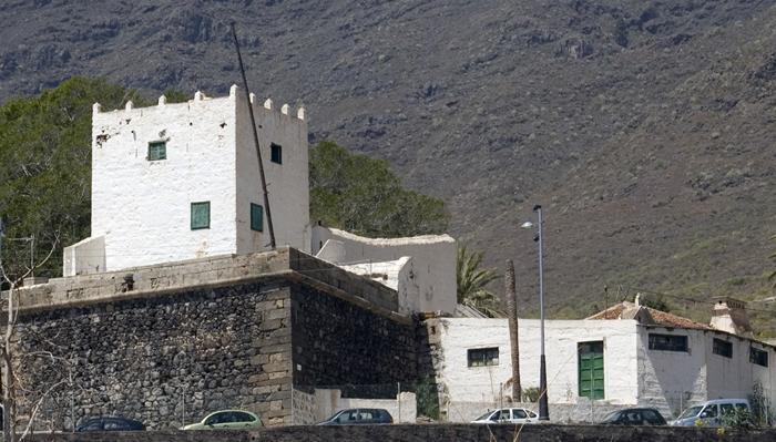 Historia de Casa Fuerte de Adeje