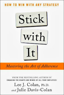 Stick With It- Mastering the Art of Adherence