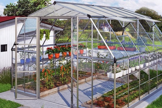 Different Purposes of a Green House