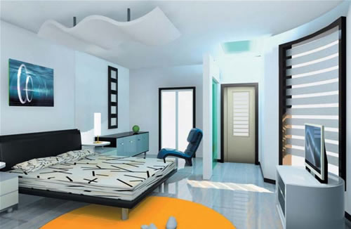 Bedroom Interior Designs India