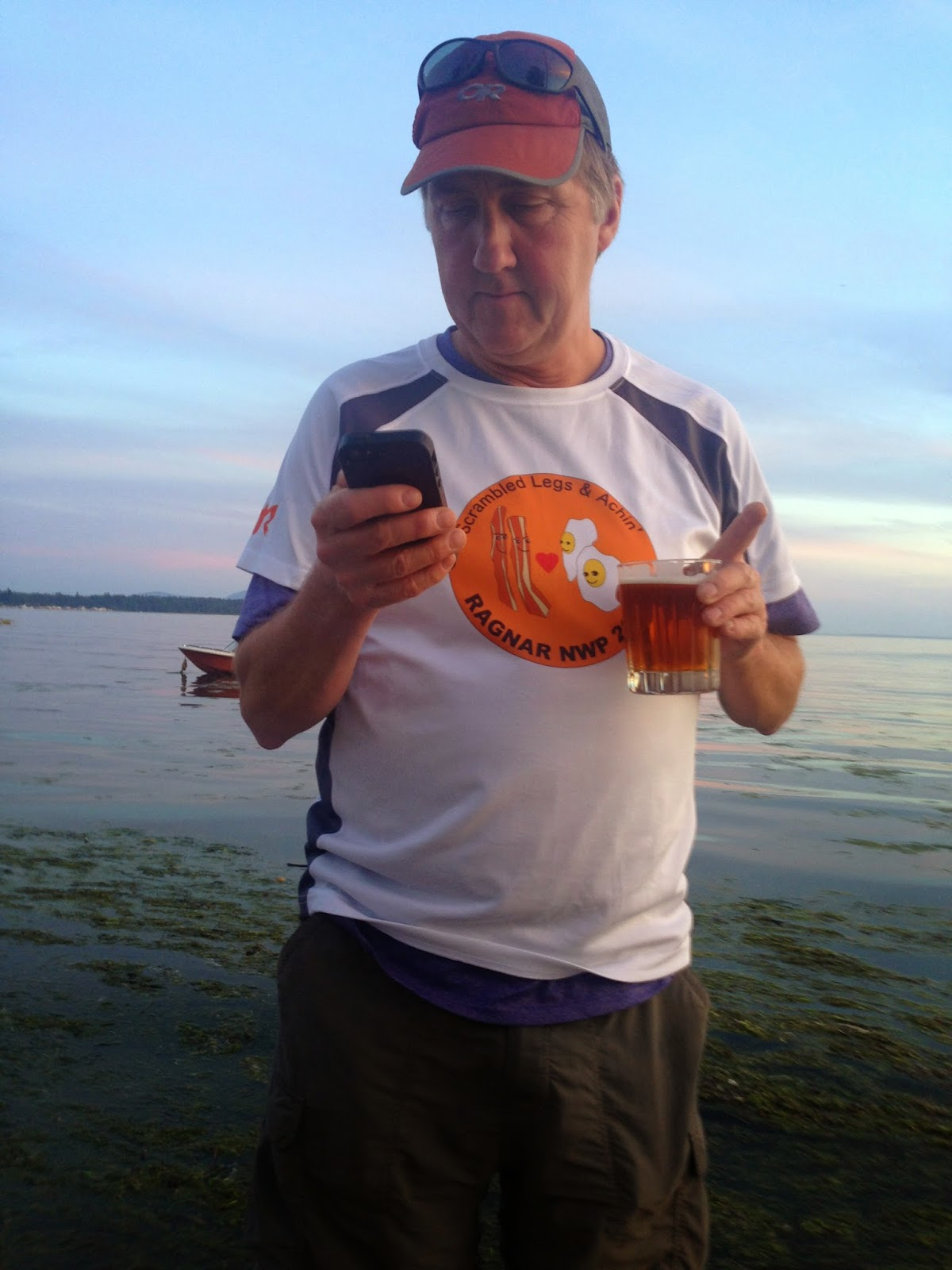 Ragnar Northwest Passage - Uncle Doug