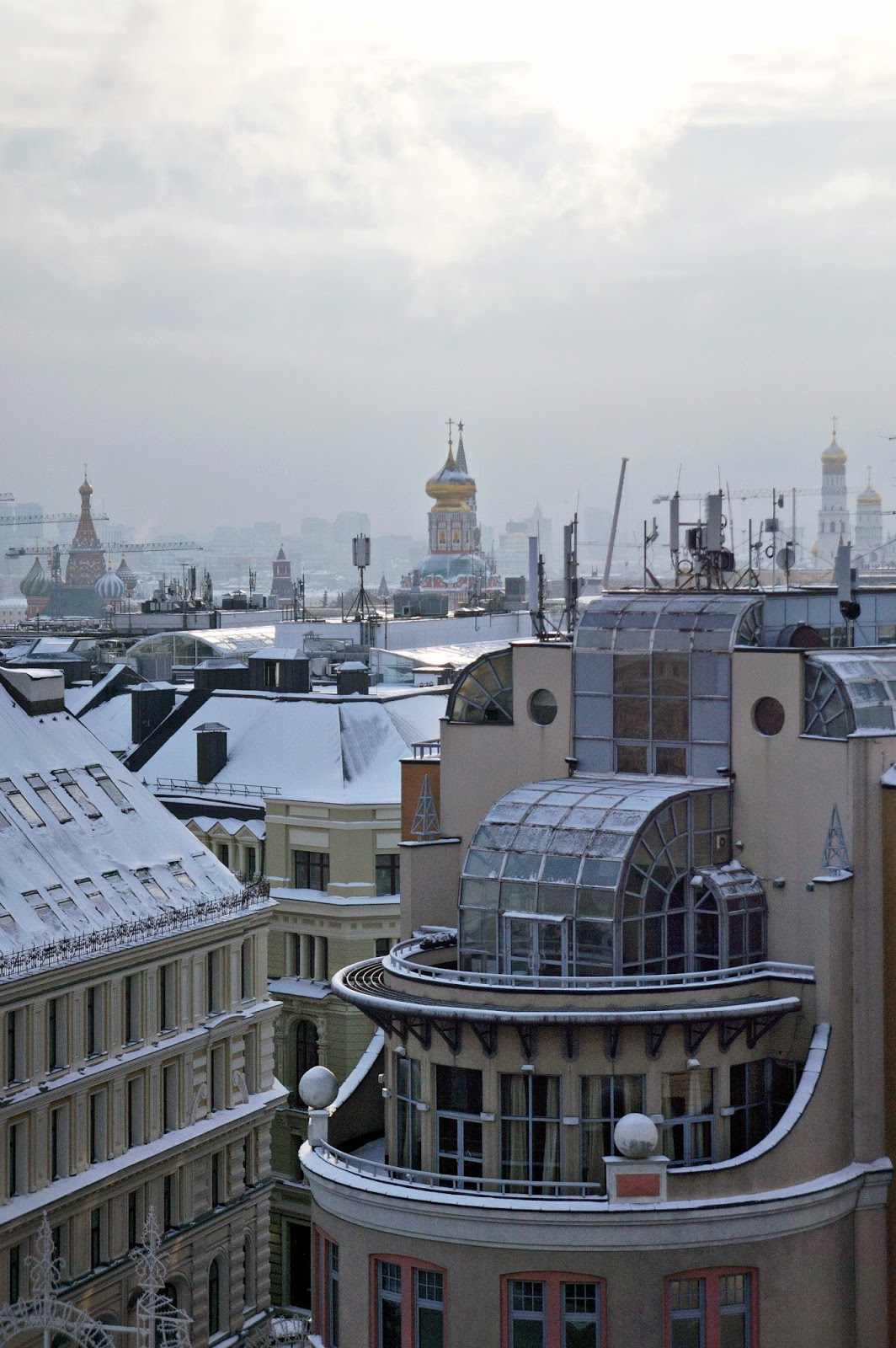 Moscow | Winter