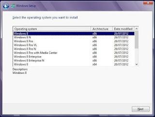 Serial Windows 8 AIO 16 in 1 Full