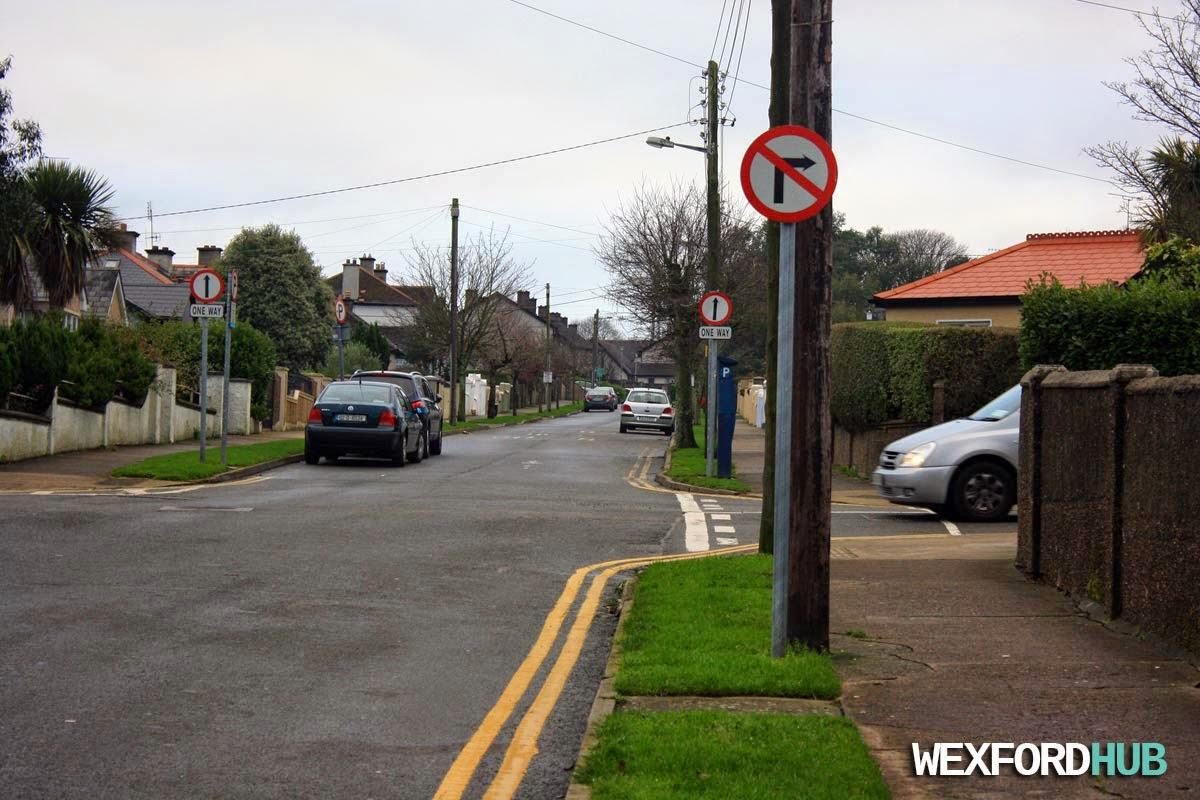 John's Road, Wexford