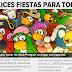 Noticias de Club Penguin #375 | ¡Felices fiestas para todos!