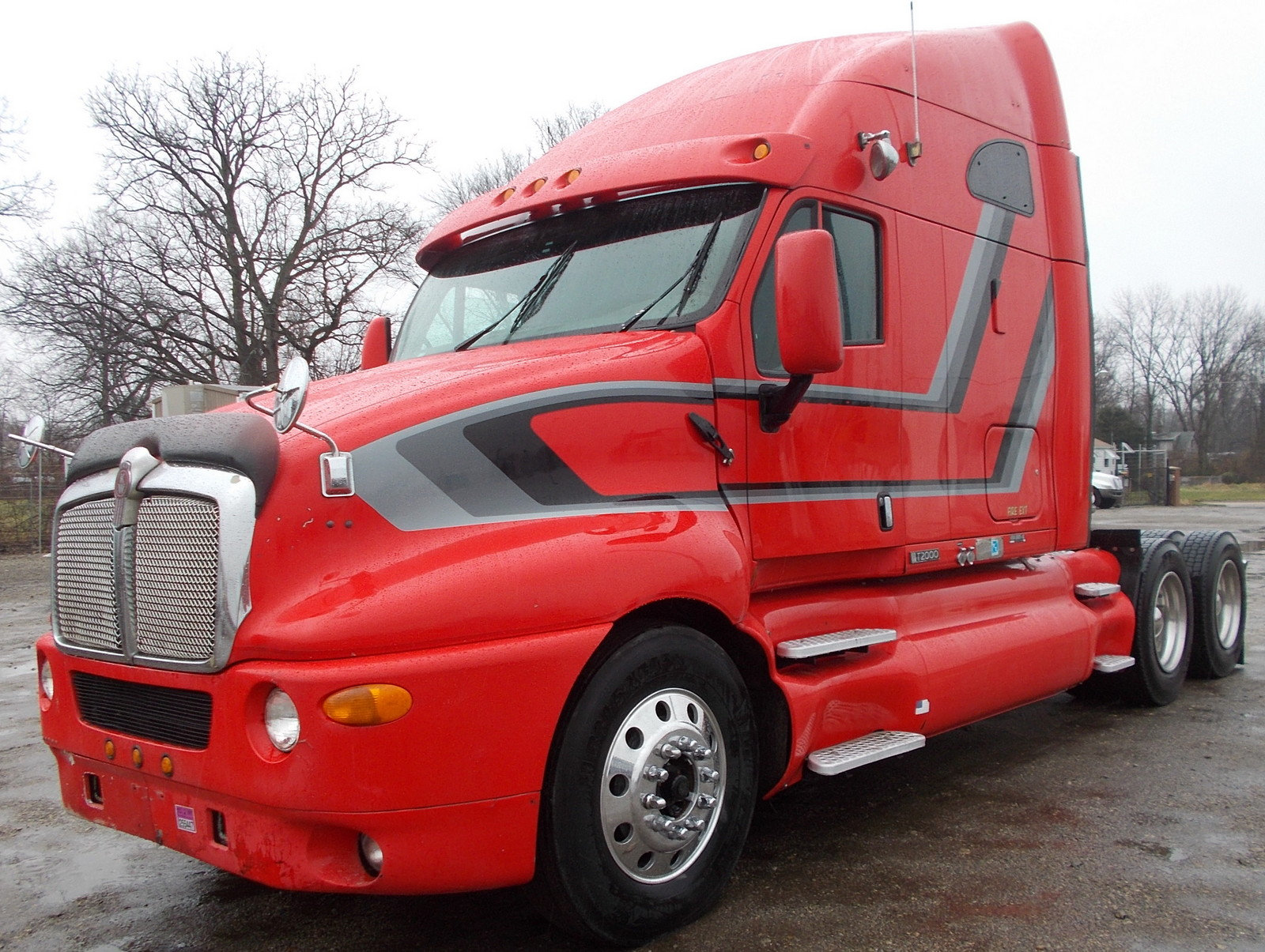truck paper volvo