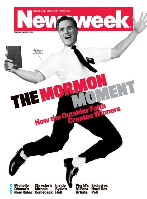 newsweek romney. Labels: Mitt Romney