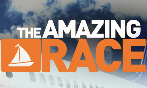 The Amazing Race 2014 Casting Application