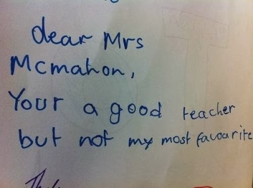 funny kids notes 2013 4