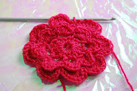 easy crochet flower patterns-free crochet patterns-crochet flowers