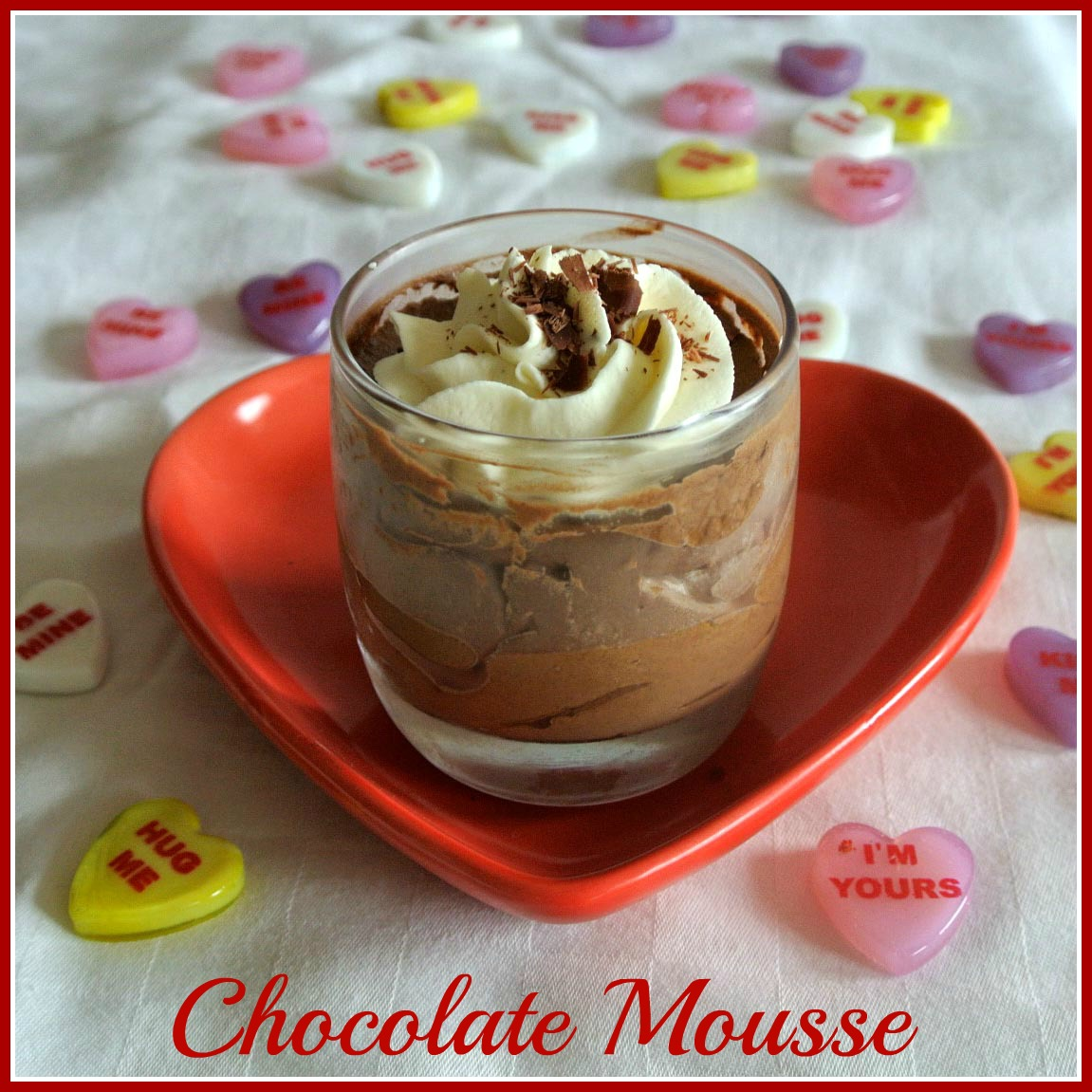 Mom, What's For Dinner?: Chocolate Mousse #SundaySupper