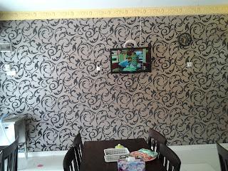 wallpaper kedai makan