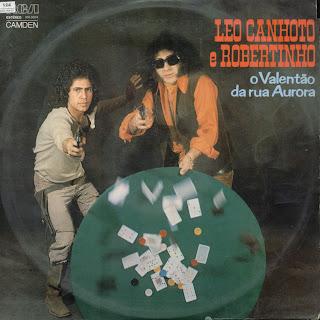 L�o Canhoto e Robertinho - O Valent�o da Rua Aurora Vol.08