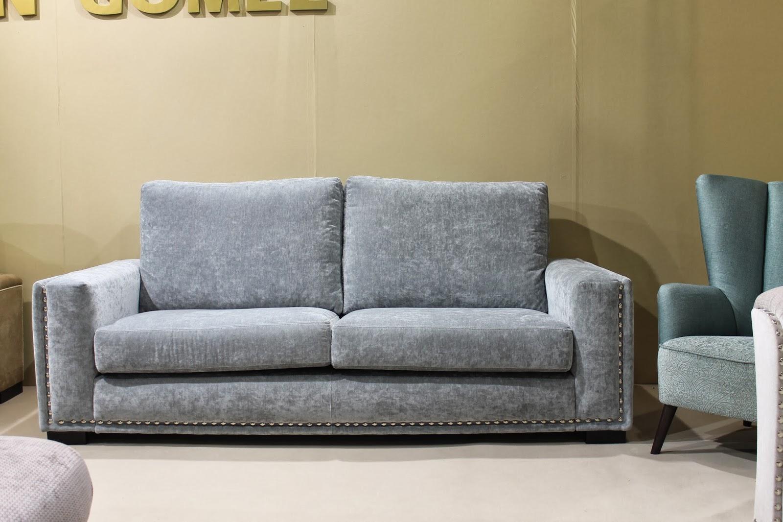 Sofa 3 plazas modelo Saratoga, Elkfo.