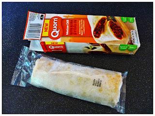 Quorn Mexican Chilli Burrito
