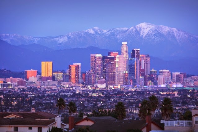 Los Angeles (Credit: Shutterstock) Click to enlarge.