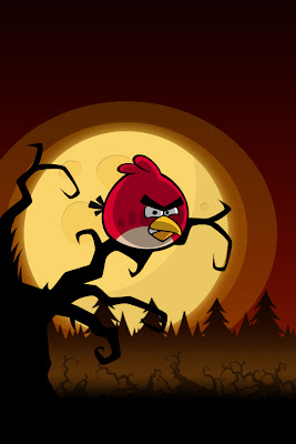 Angry Birds iPhone Wallpapers