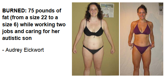 Lose 75 Pounds of Fat