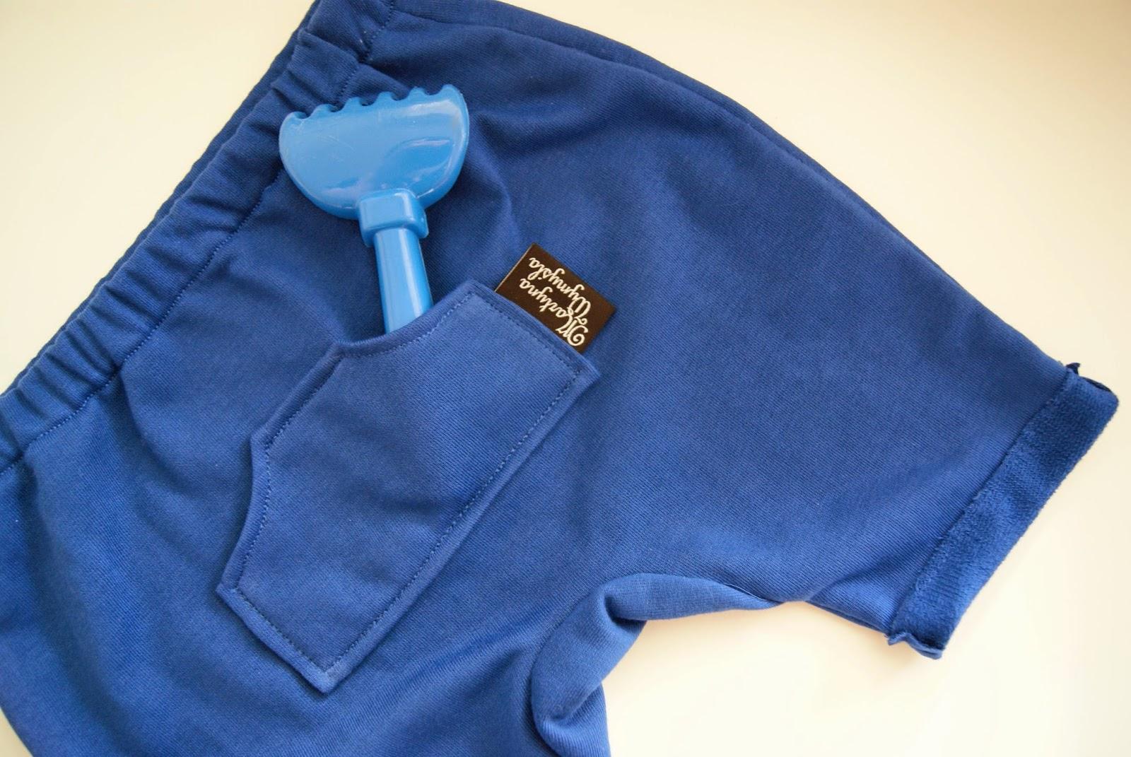 letnie spodnie dresowe dla dziecka