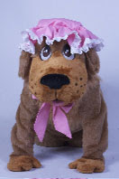 Nana the Dog Costume Hire from Theatrical Threads Ltd