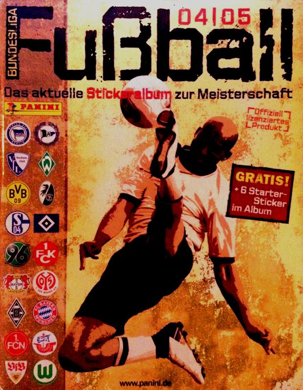 Panini 133 BL Fussball 2004//05 Sahr Senesie Borussia Dortmund