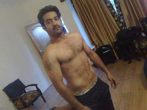 NTR Six Pack Still Leaked