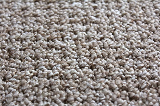 looped wool carpet