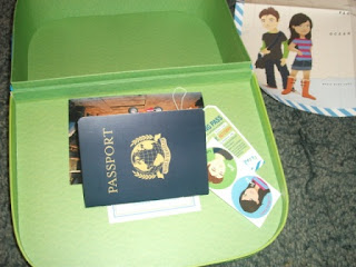 Little Passports at My Journey to Living Well