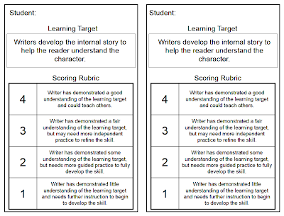 These CCSS aligned writing rubrics will help you save time grading      rd Grade     Personal Narrative Writing Rubric