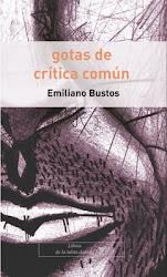 BUSTOS: Gotas de crítica común