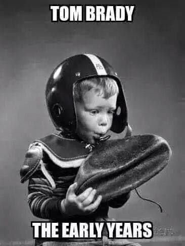 Tom brady the early years