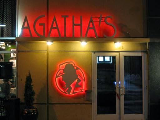 Agatha's - A Taste of Mystery