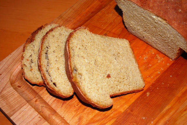 Vegan Vanilla Bread