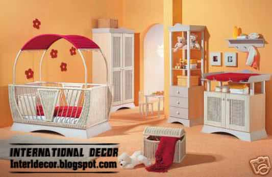 International ideas for kids rooms decorations - International decor