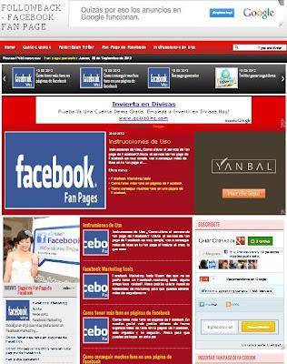 Templates gratis para blogger
