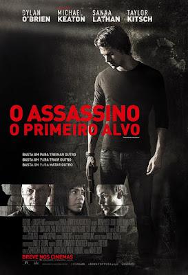 Filme Poster O Assassino: O Primeiro Alvo