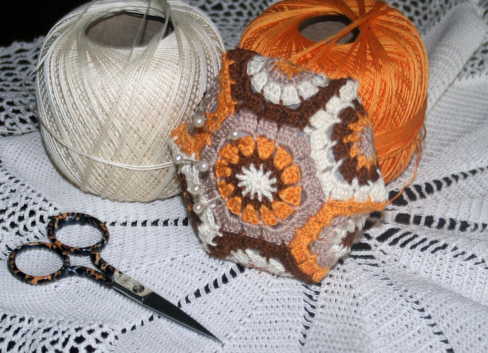 Pincushion Patterns | Free Crochet Patterns