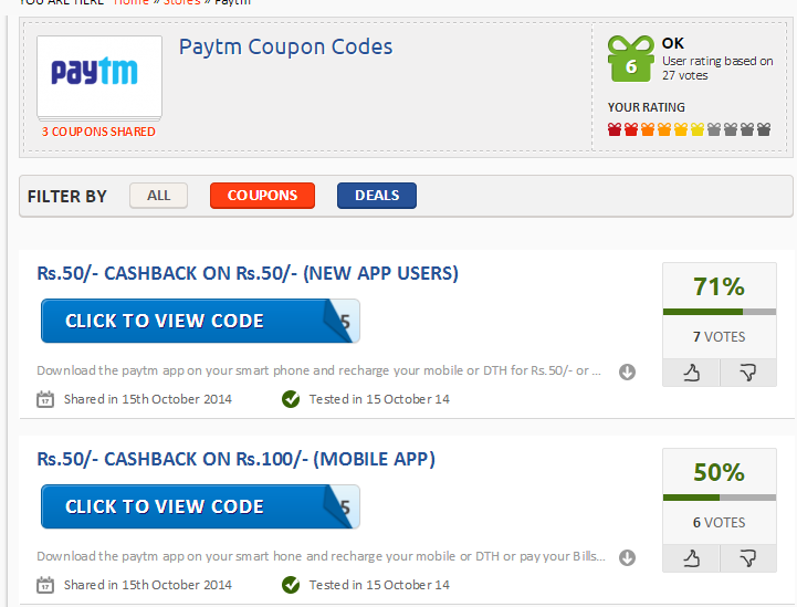 Save your Money while shopping online with Zoutons the ultimate in coupons