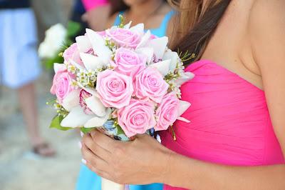Hawaiian Bride Bouquet