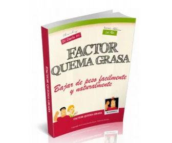 Qué es el Factor Quema Grasa?