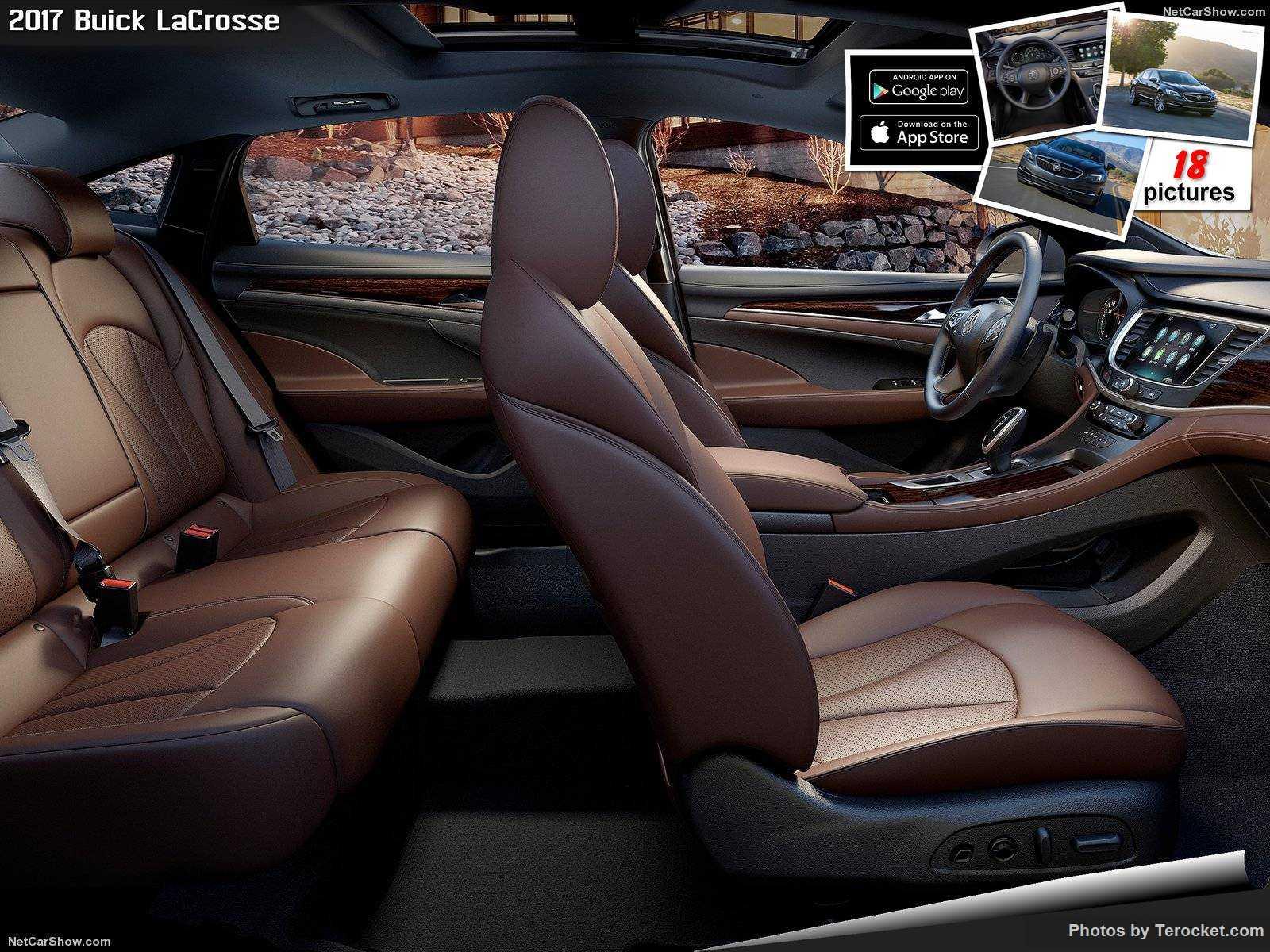 Hình ảnh xe ô tô Buick LaCrosse 2017 & nội ngoại thất