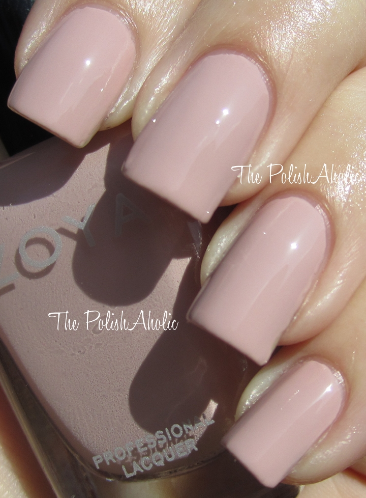 The PolishAholic: Zoya Winter 2011 Feel Collection Swatches