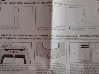Instructions for Strand Bands Designer Set