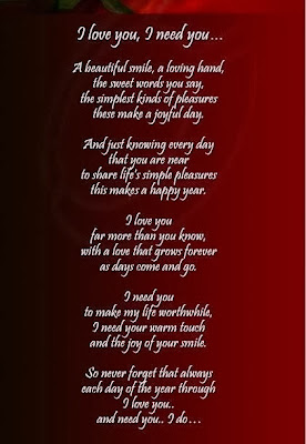 Love Poems For Him From The Heart That Rhyme